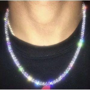 Jewelry - Tennis Chain White Gold 5mm